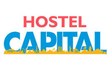 dizajn logotipa Hostel Capital
